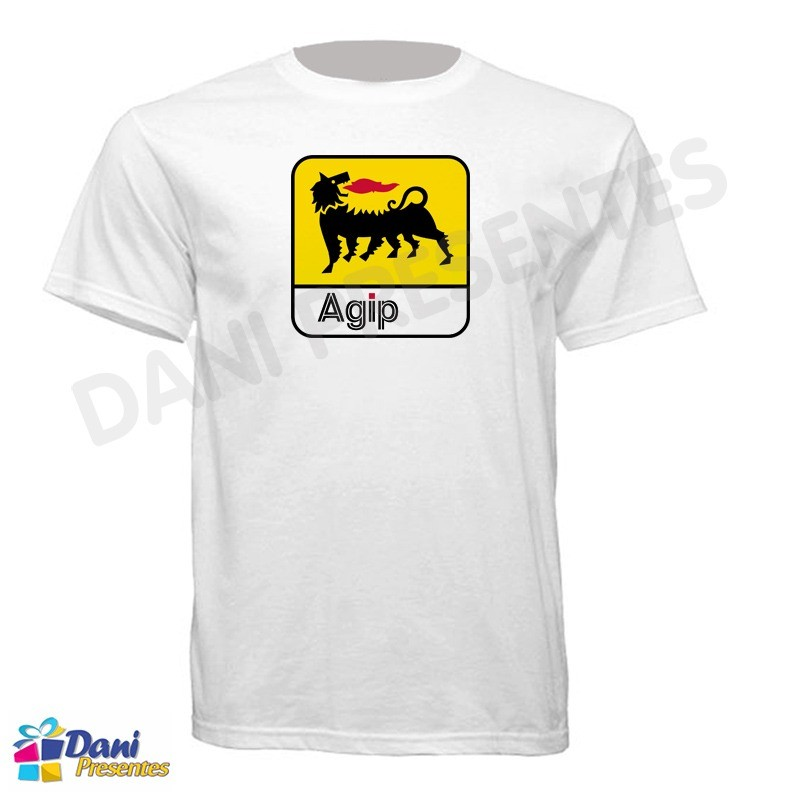 Camiseta Agip