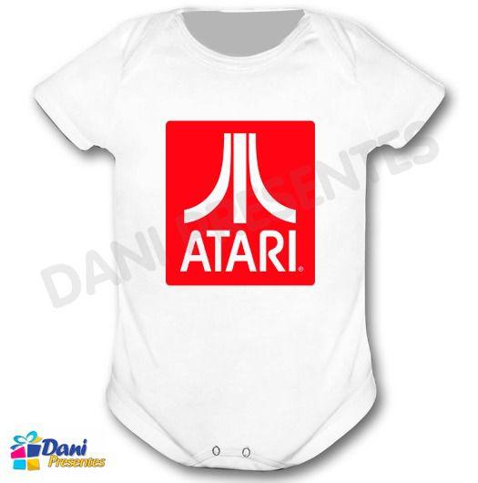 Camiseta Atari - Retrô Game