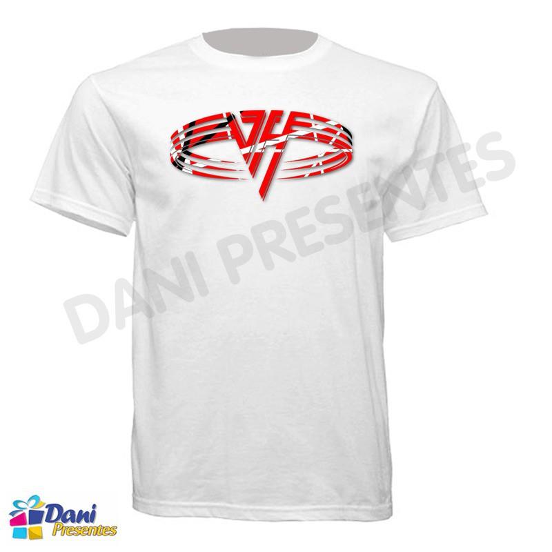Camiseta Banda Van Halen