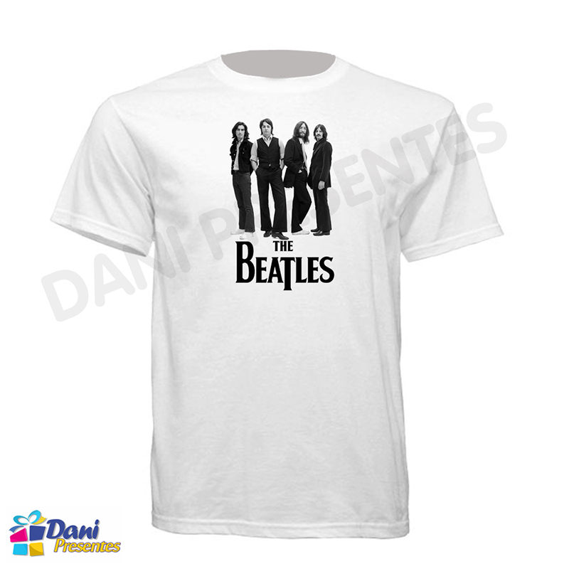Camiseta Beatles