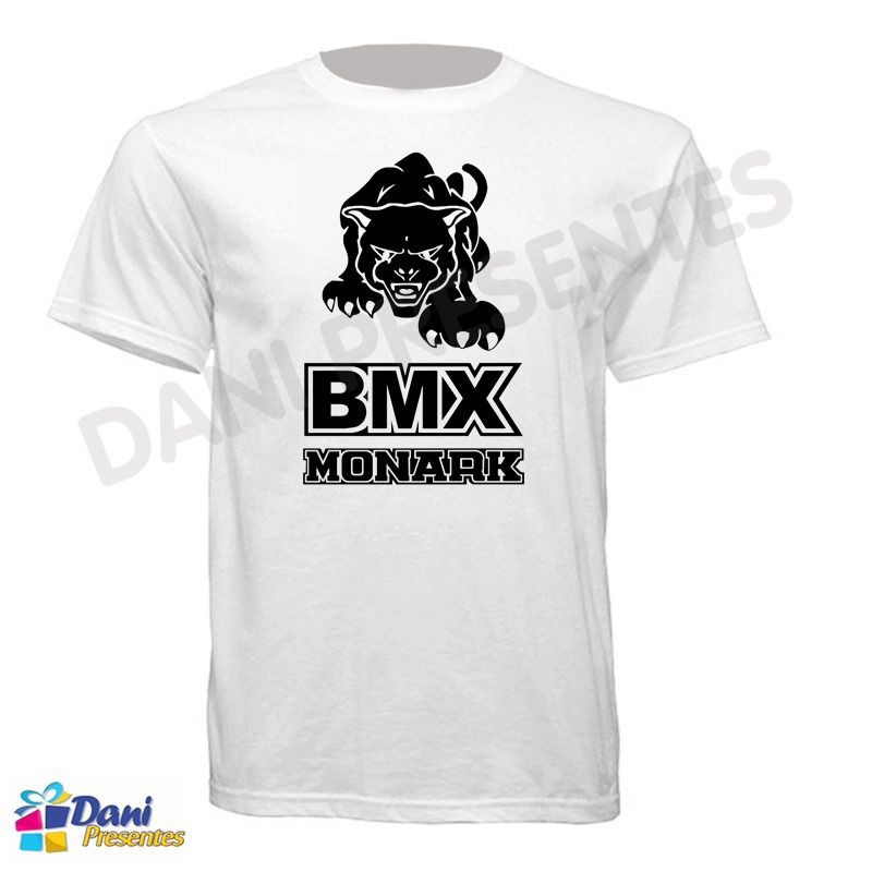 Camiseta Bike BMX Pantera Monark