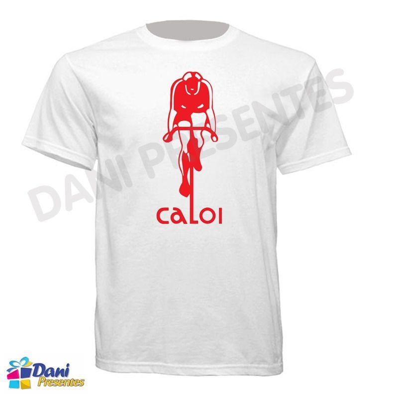 Camiseta Bike Caloi