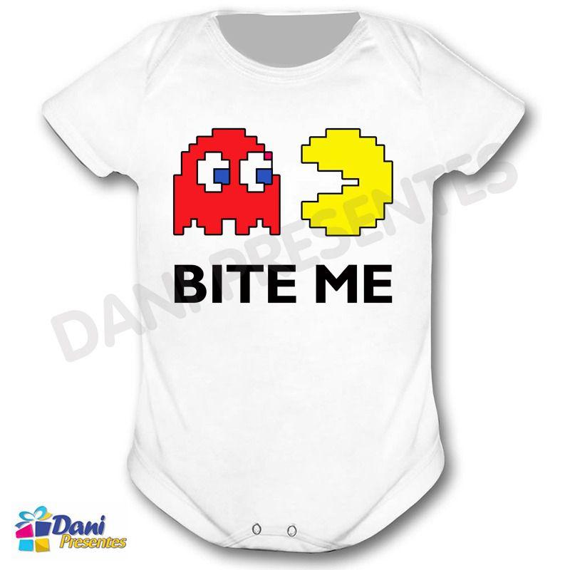 Camiseta Bite Me