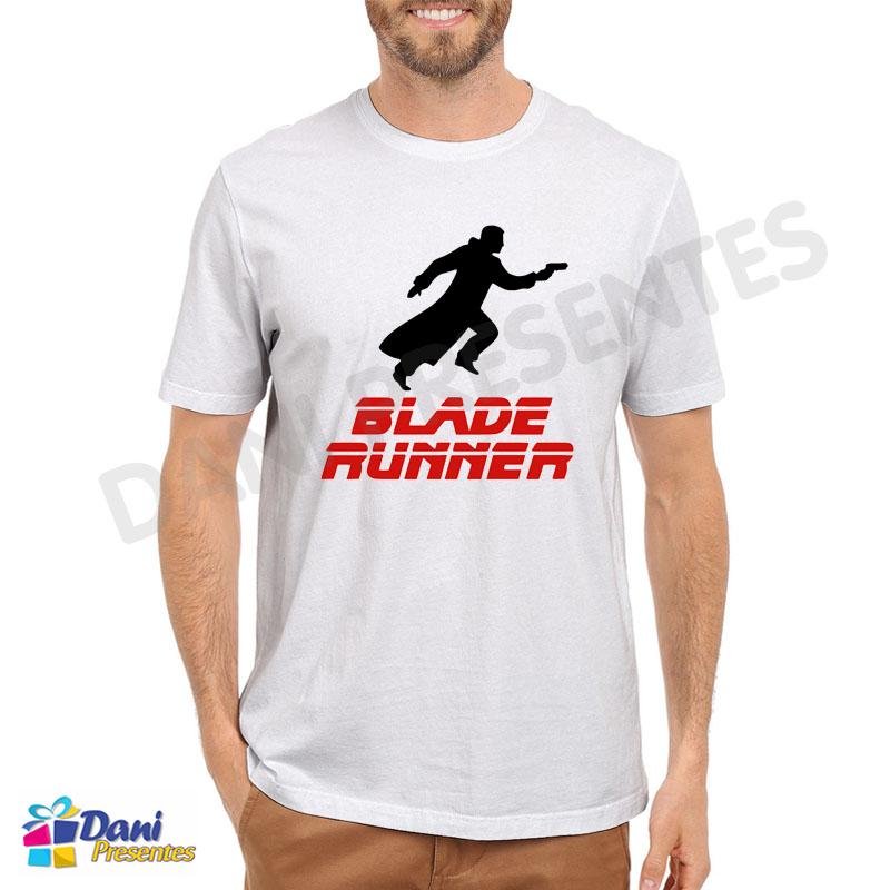 Camiseta Blade Runner - O Caçador de Androides