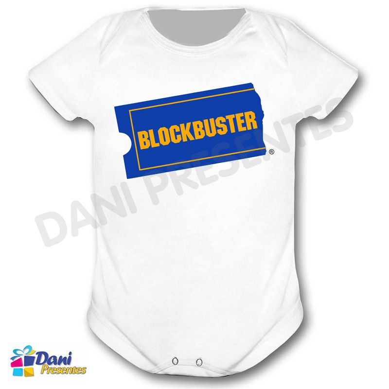 Camiseta Blockbuster