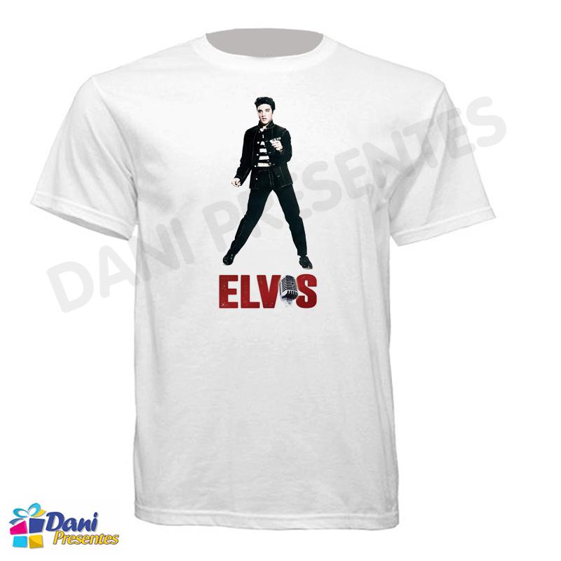 Camiseta Elvis Presley Jailhouse Rock