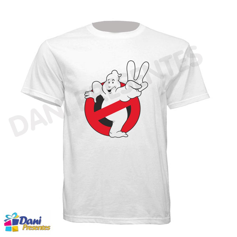 Camiseta Ghostbusters - Caça-Fantasmas