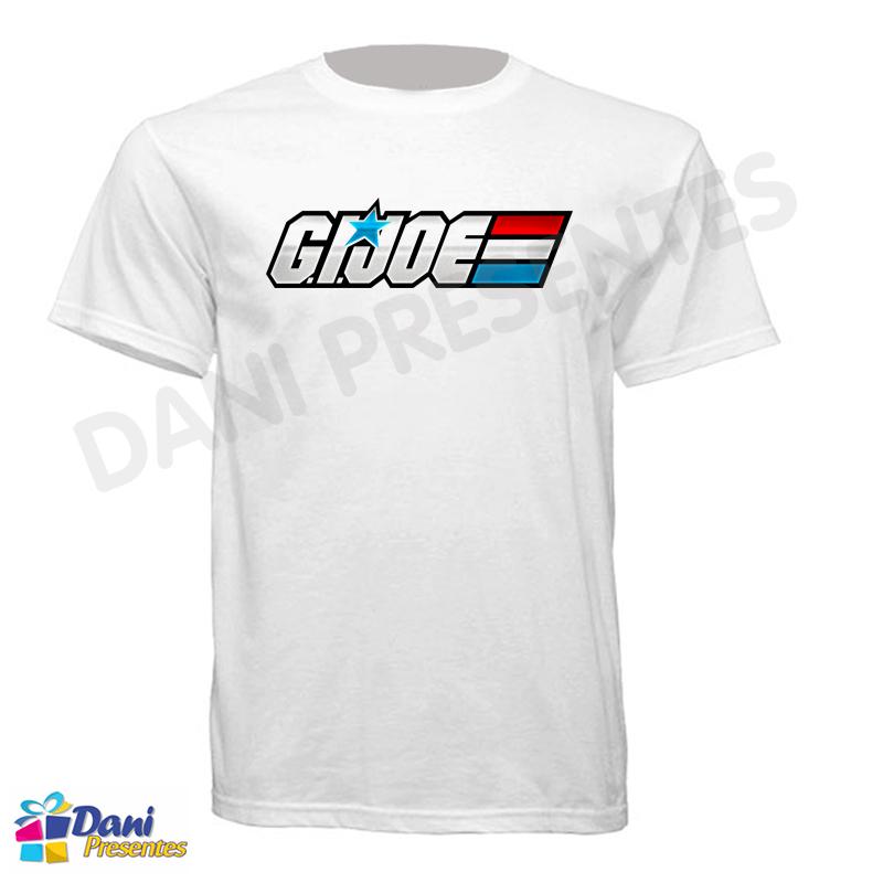 Camiseta GI Joe - Falcon - Comandos em Ação