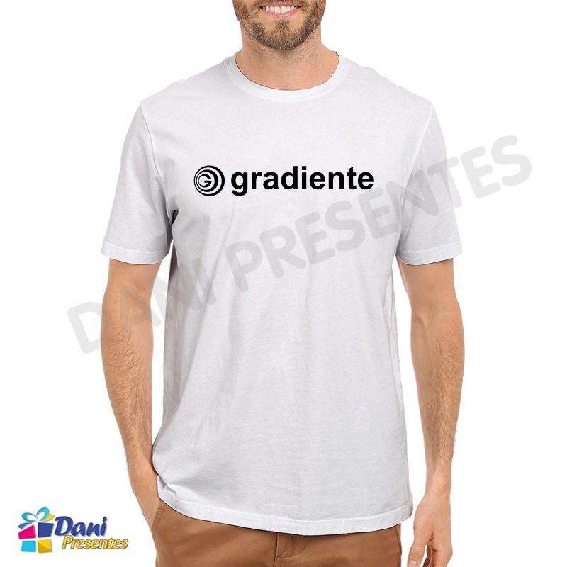 Camiseta Gradiente