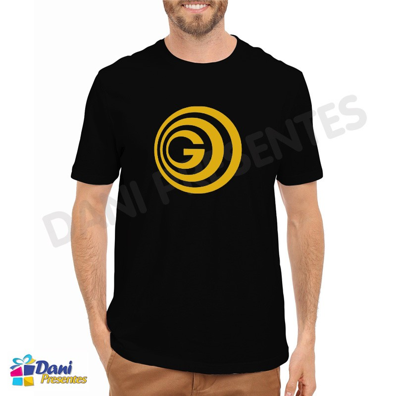 Camiseta Gradiente Logo