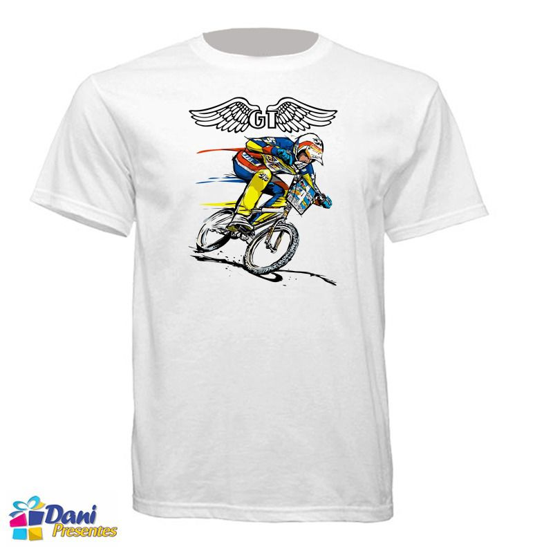 Camiseta GT BMX Old School Bike