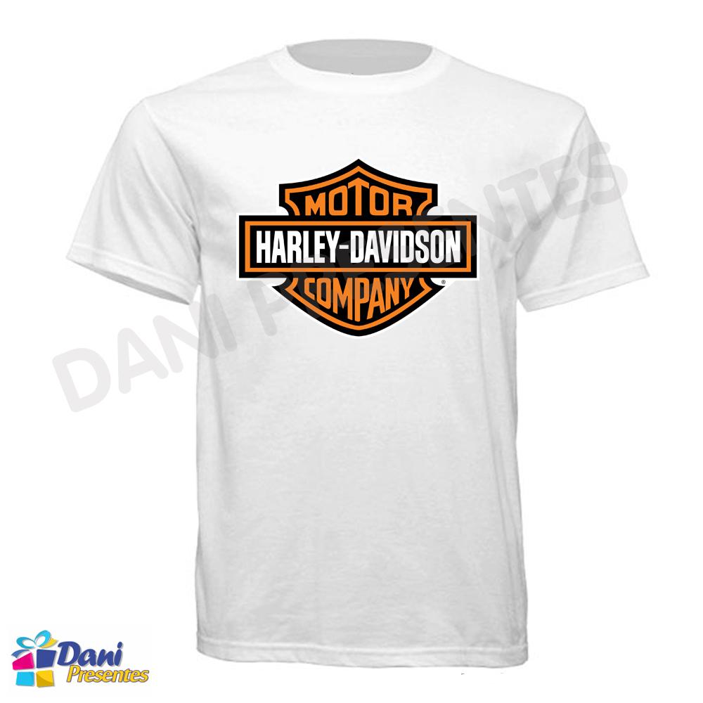 Camiseta Harley-Davidson Motor Company
