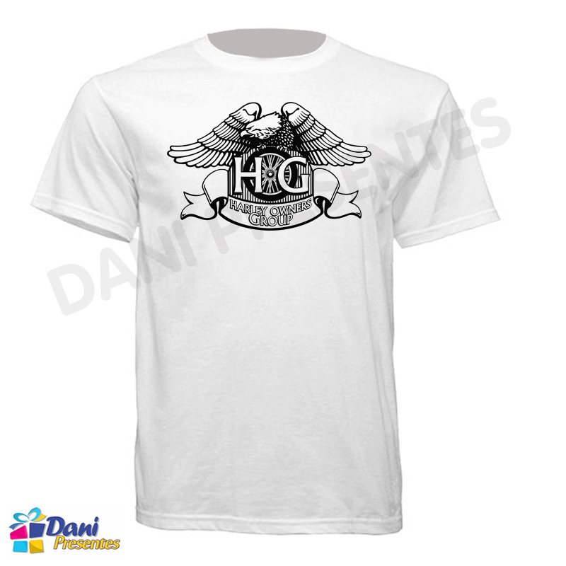 Camiseta Harley-Davidson Owners Group