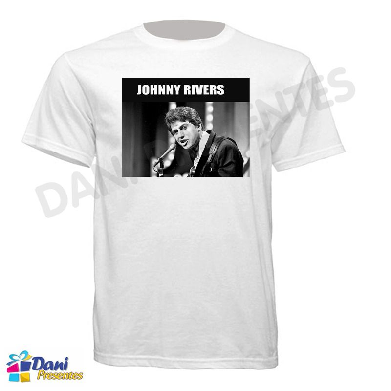 Camiseta Johnny Rivers