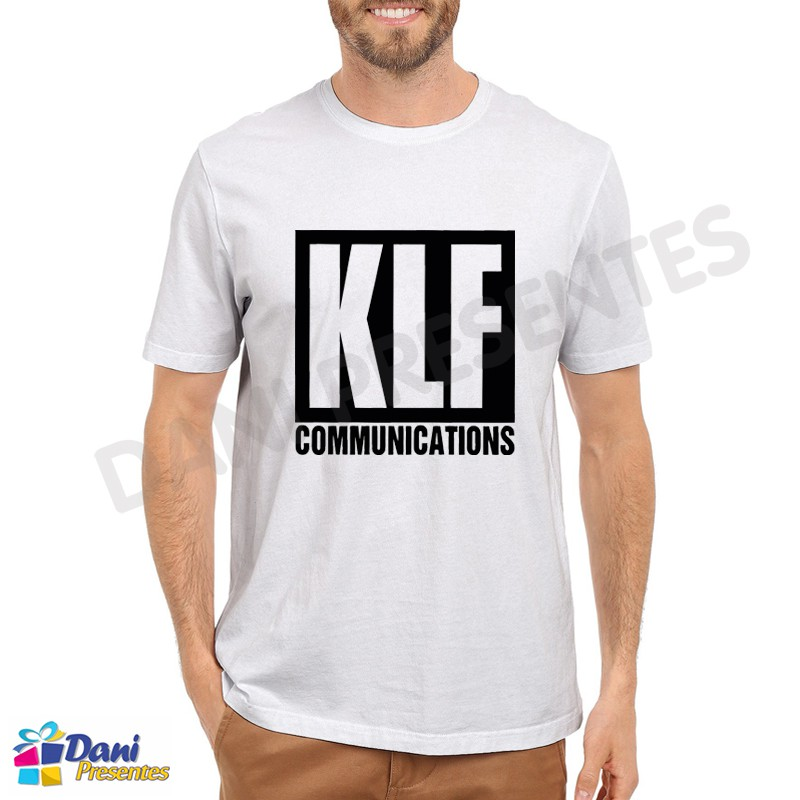 Camiseta KLF Communications