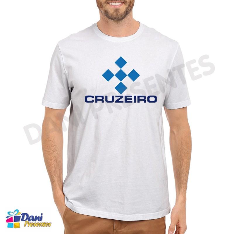 Camiseta Linhas Aéreas Cruzeiro Aviação