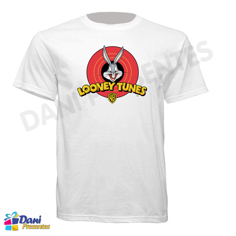 Camiseta Looney Tunes - Pernalonga