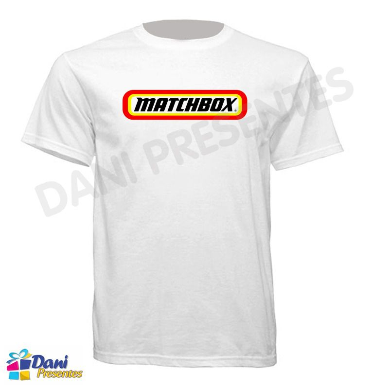 Camiseta Matchbox