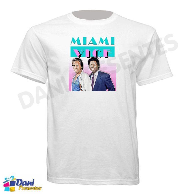 Camiseta Miami Vice