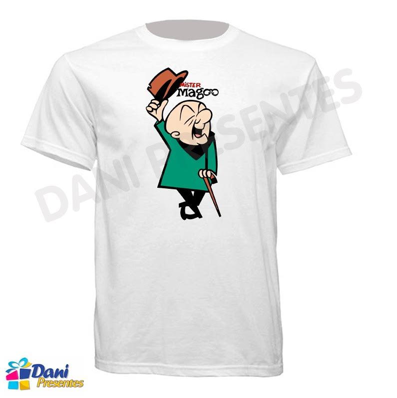 Camiseta Mr Magoo