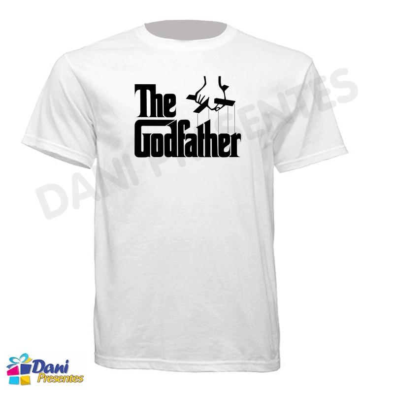 Camiseta O Poderoso Chefão