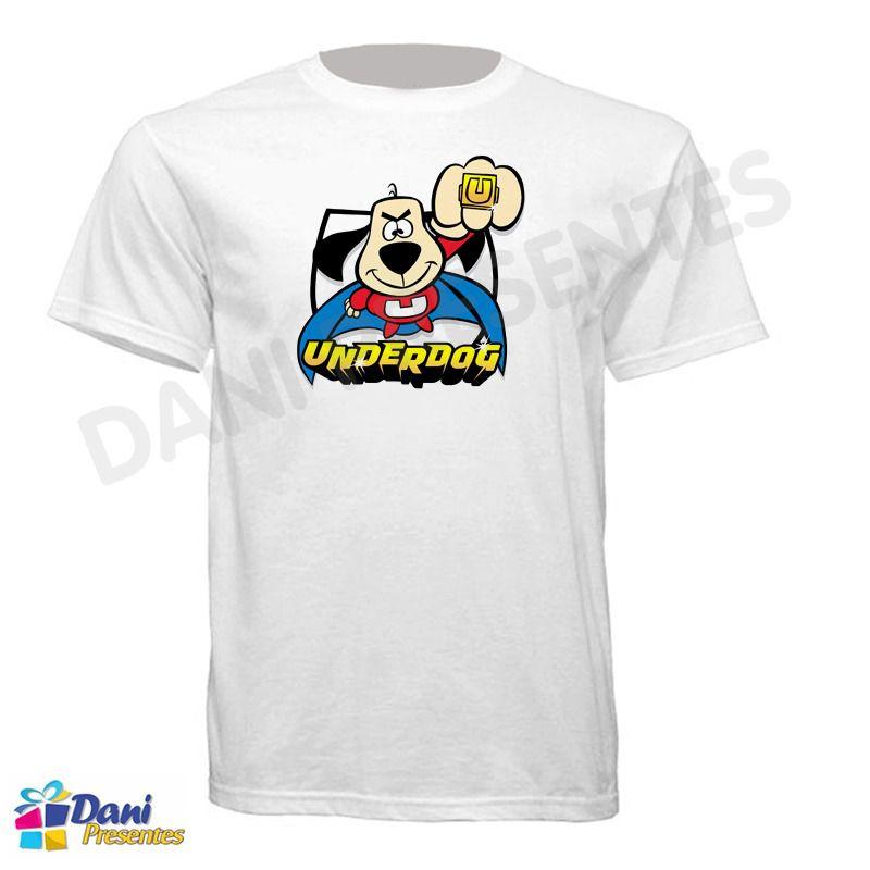 Camiseta O Vira-Lata Underdog
