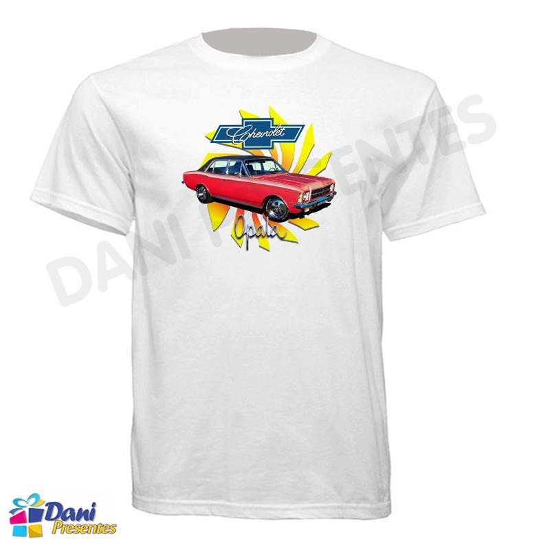 Camiseta Opala Chevrolet
