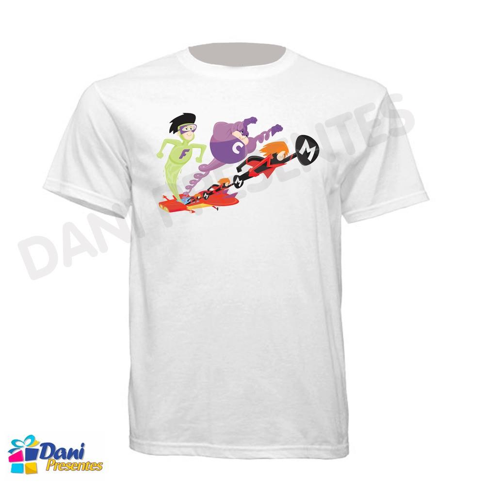 Camiseta Os Impossíveis