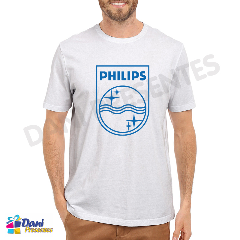 Camiseta Philips Gravadora