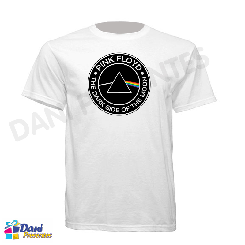 Camiseta Pink Floyd The Dark Side of the Moon