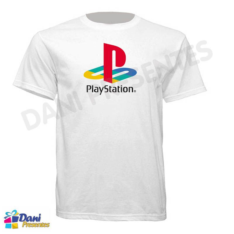 Camiseta PlayStation - Game