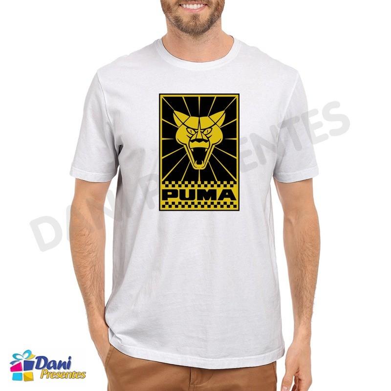 Camiseta Puma Automóveis