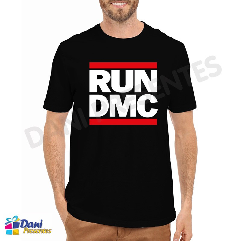 Camiseta Run DMC