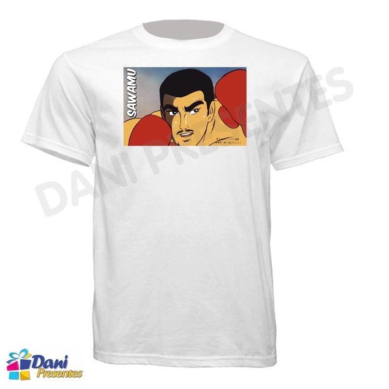 Camiseta Sawamu - O Demolidor - Kick No Oni