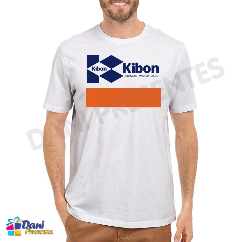 Camiseta Sorvetes Kibon
