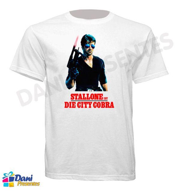 Camiseta Stallone Cobra