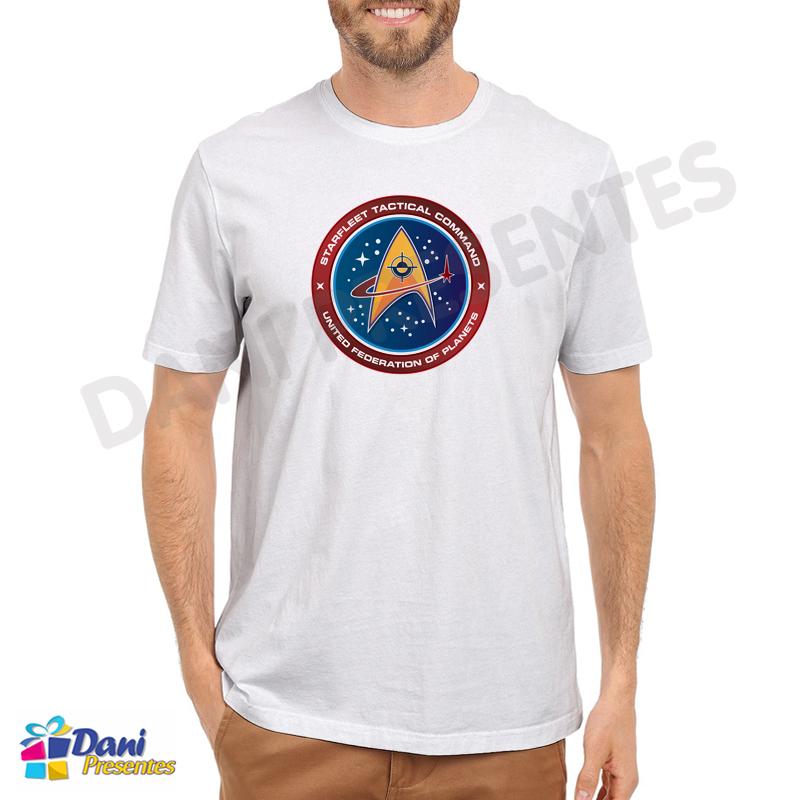 Camiseta Star Trek - United Federation of Planets