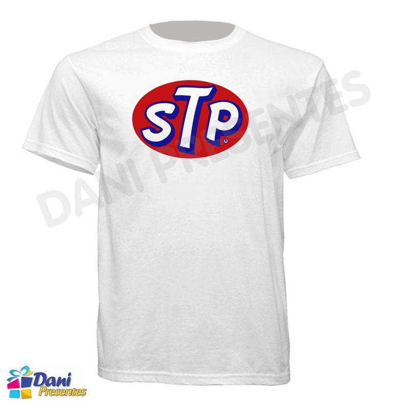 Camiseta STP - Motor Oil Company