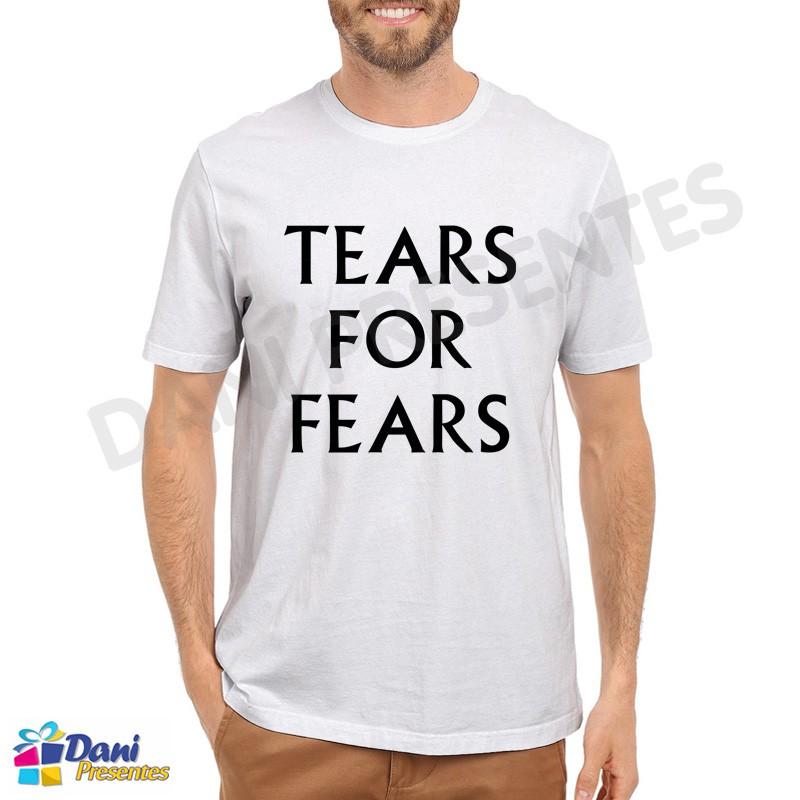 Camiseta Tears For Fears