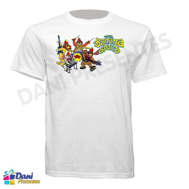Camiseta The Banana Splits
