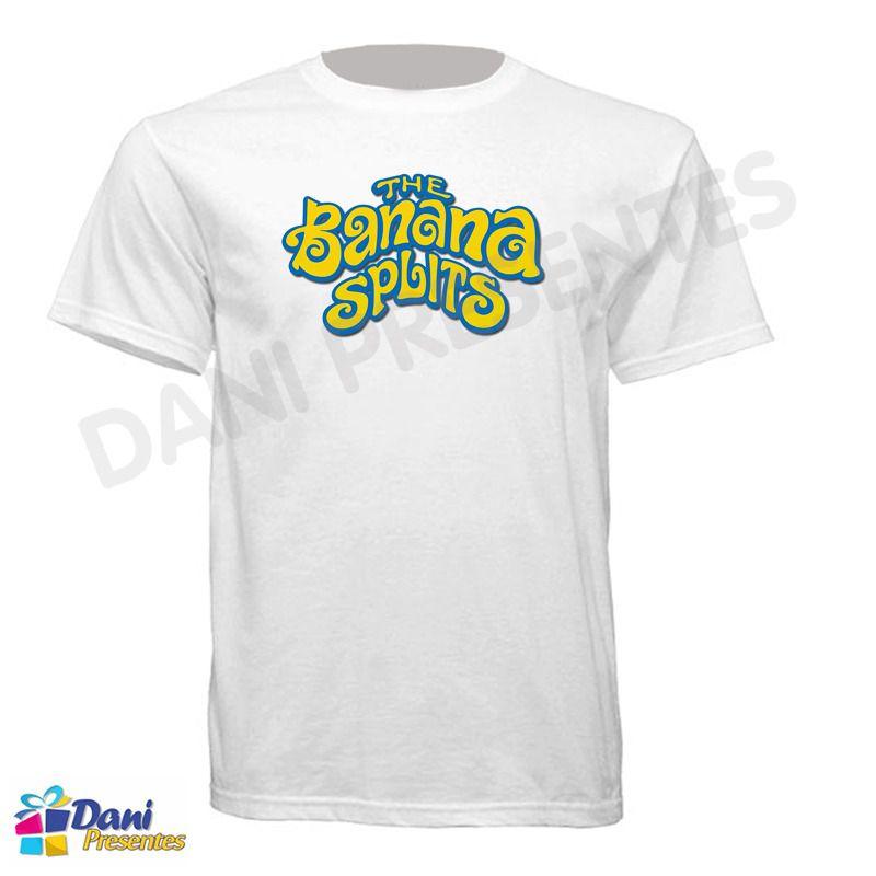 Camiseta The Banana Splits