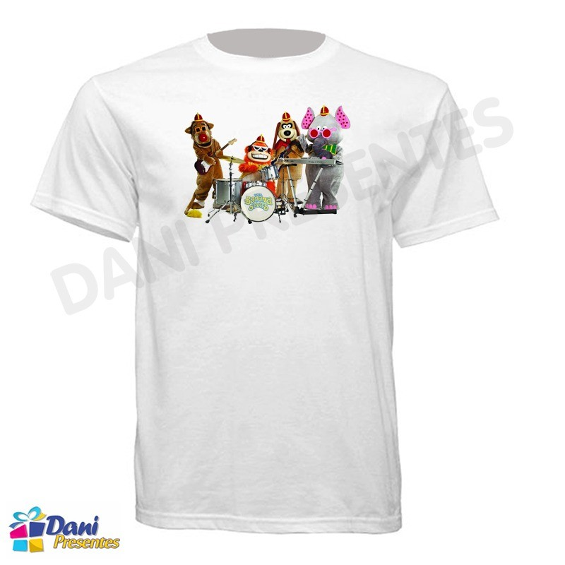 Camiseta The Banana Splits II