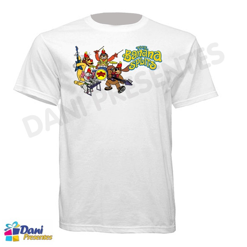 Camiseta The Banana Splits III