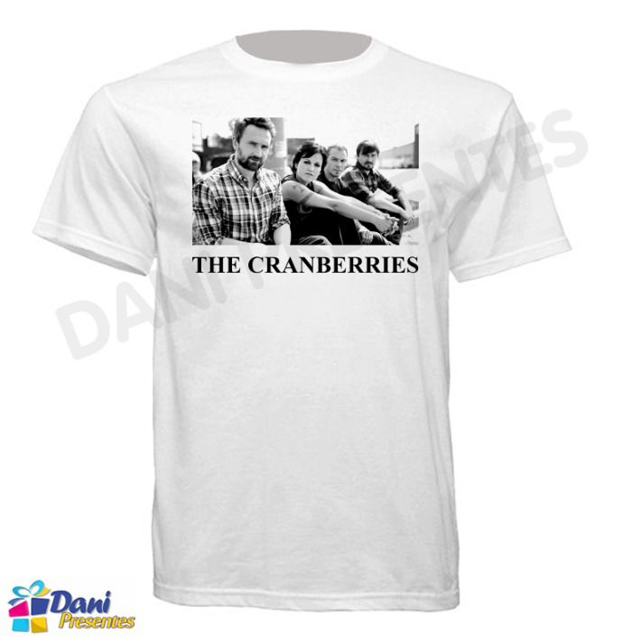 Camiseta The Cranberries