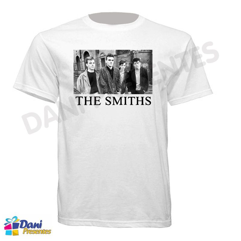 Camiseta The Smiths