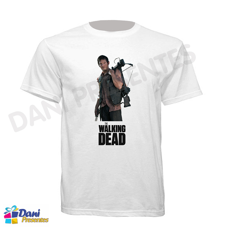 Camiseta The Walking Dead Daryl