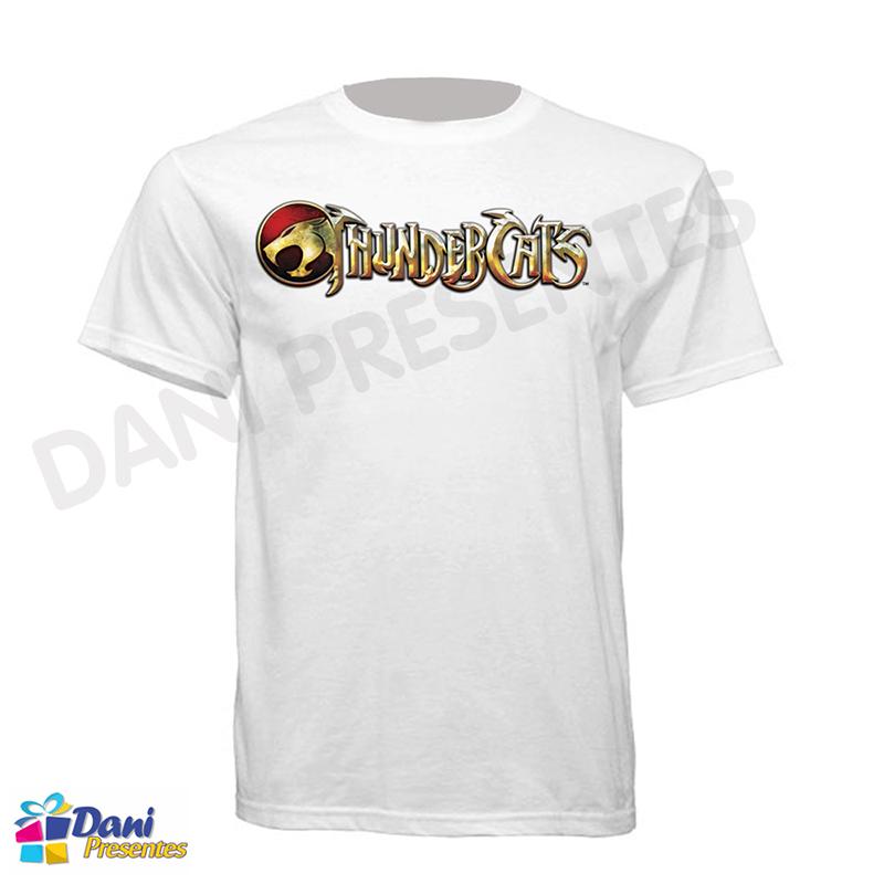 Camiseta ThunderCats - Lion - Olho de Thundera