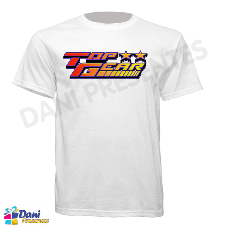 Camiseta Top Gear