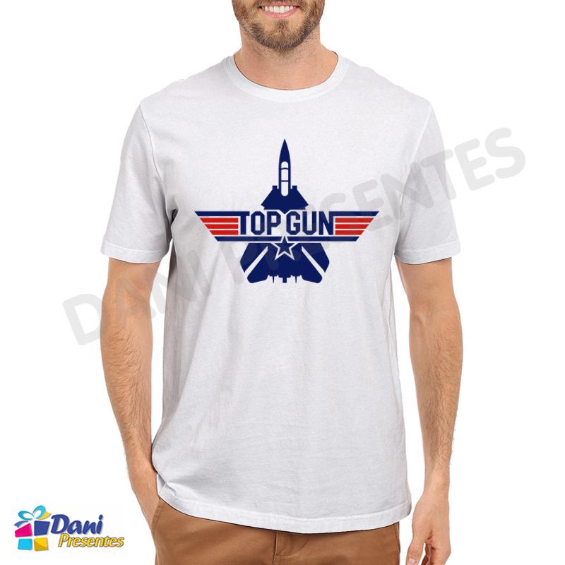 Camiseta Top Gun - Ases Indomáveis