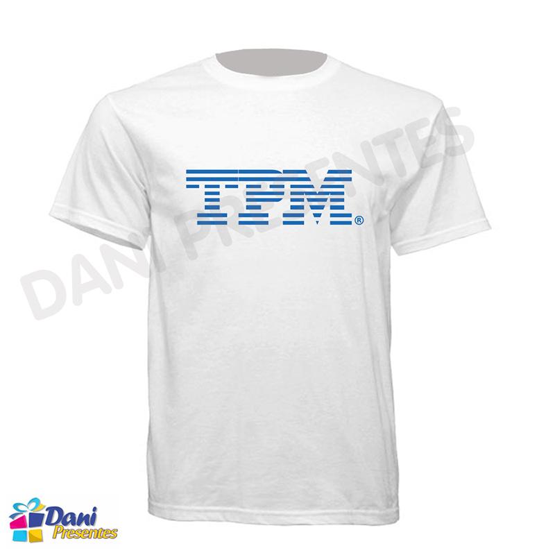 Camiseta TPM
